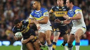 The best half back line in Rugby League