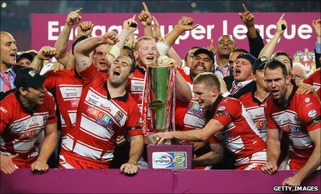 Wigan Rugby league team