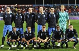 England 2014 WC