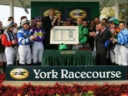 York jockeys